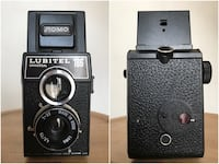 Collectible lubitel 166 medium format film tlr camera Athens, 11635