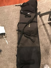 "Browning 48"" fishing rod or rifle case"