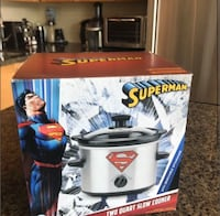 New Super Man Slow Cooker  Toronto, M5V 1V2