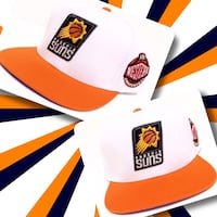 Phoenix Sun's M&N snap backs on sale !! Winnipeg, R2M 2T7