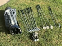 Full Set of Golf Clubs and Carry Bag Santa Monica, 90404