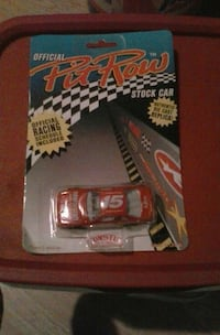 red 15 stock car scale model pack Indianapolis, 46201