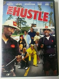 The Hussle dvd