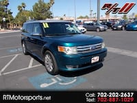 Ford Flex 2011 Las Vegas