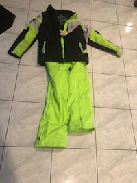 Spyder Snow Jacket and Pants Snowsuit suit 16 Richmond Hill, L4C 0E8