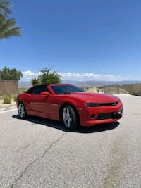 2015 Chevrolet Camaro 3.6 Convertible 2LT Thousand Palms