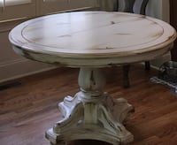 Gorgeous Hand Finished Dining table with leaf  Milton, 30004