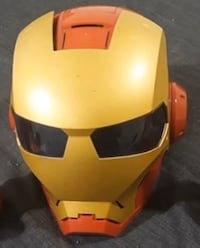 Ironman mask and gloves Surrey, V3W