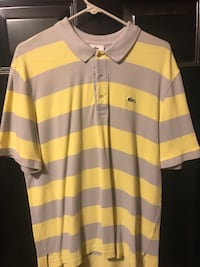4- Izod short sleeve shirts, $15 for all 9 km