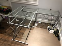 Glass office table  Surrey, V3X 0G5