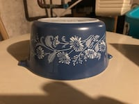 VINTAGE PYREX COLONIAL MIST BLUE North Dumfries, N0B