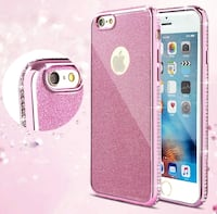 Custodia per iPhone rosa Verona, 37121