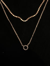 Layered Gold Necklace  Andover, 01810