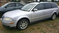 2001 - Volkswagen - Passat Auction Olympia