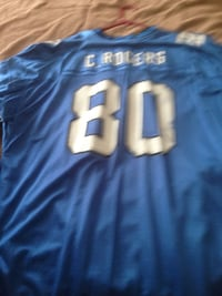 Detroit Lions 3xl  used screen printed