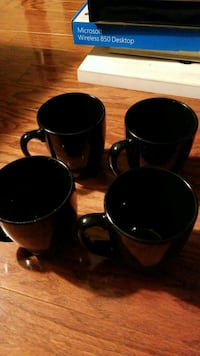 SET OF 4 MUGS Fairfax