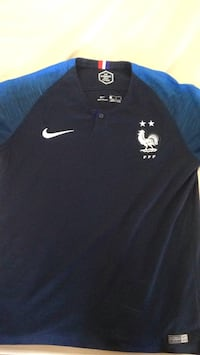 Maillot équipe de France S Paris, 75008