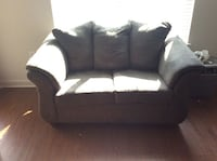 Suede Sofa and Love seat $350 NASHVILLE