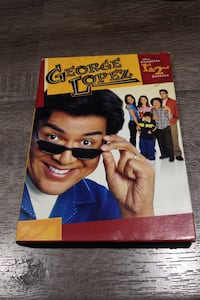 George Lopez The Complete 1&2nd Seasons!!!! Los Angeles, 91402