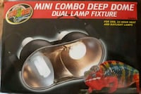 Zoo med dual heat lamp Manchester, 37355