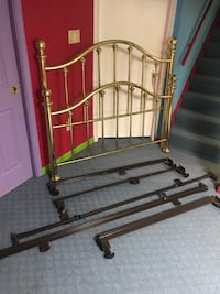 Polished Brass Bed Lutherville Timonium, 21093