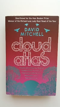 Cloud Atlas: A Novel - David Mitchell (English) Zuhuratbaba Mahallesi