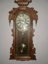 Antique clock $150