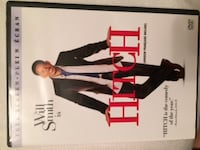 Will Smith is Hitch DVD movie case