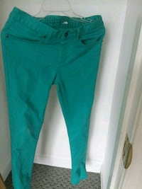 women's teal pants Elkton, 21921