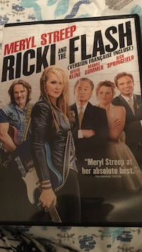 Ricki and the Flash DVD movie Regina, S4N 3W9