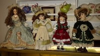 Porcelain Dolls  Texas City