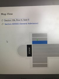 Above & Beyond Accoustic Ticket