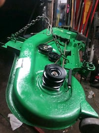 Mower deck  Muskegon, 49442