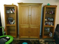 Entertainment center. Great condition Ocala, 34471