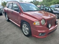 2008 Jeep Compass Rallye Edition 150m Miles Laurel