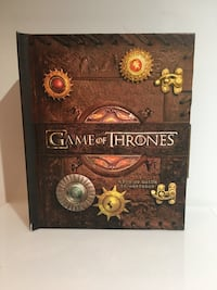 Game of Thrones pop up book Mississauga, L5C