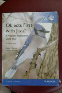 Objects First with Java textbook Beaverton, 97007