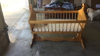 Baby cradle with new sheet Kearney, 64060