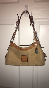 Authentic Dooney & Bourke purse Canton, 30114