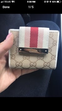 Authentic Gucci Wallet Toronto, M2N 3B7