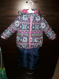 women's pink and black floral zip up jacket Brooklyn, 11211