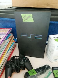 PS2 with controller and games Clarksburg, 20871