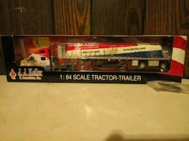 collectible tractor trailer
