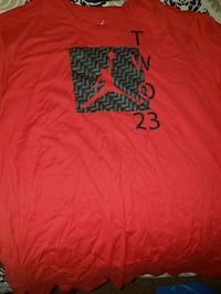 Jordan shirt 2xl new Little Rock, 72103