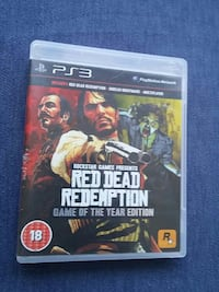 ps3 red dead redemption Izmir