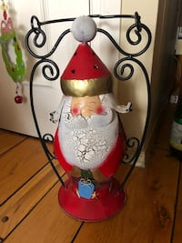Xmas Lantern lights with candle l8 inches high  Laval, H7C 2H3