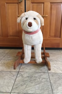 Rocking horse (dog) Pottery Barn
