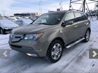2007 Acura MDX 3.7 Sport and Entertainment Package Calgary