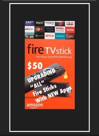 New apps added on Fire stick Long Beach