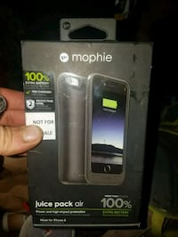 Iphone air battery pack